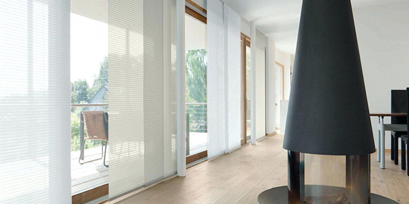 Bodentiefe Fenster Man Kann Auch Ohne Gardinen Gestalten Gelander von Gardinen Ideen Für Bodentiefe Fenster Photo