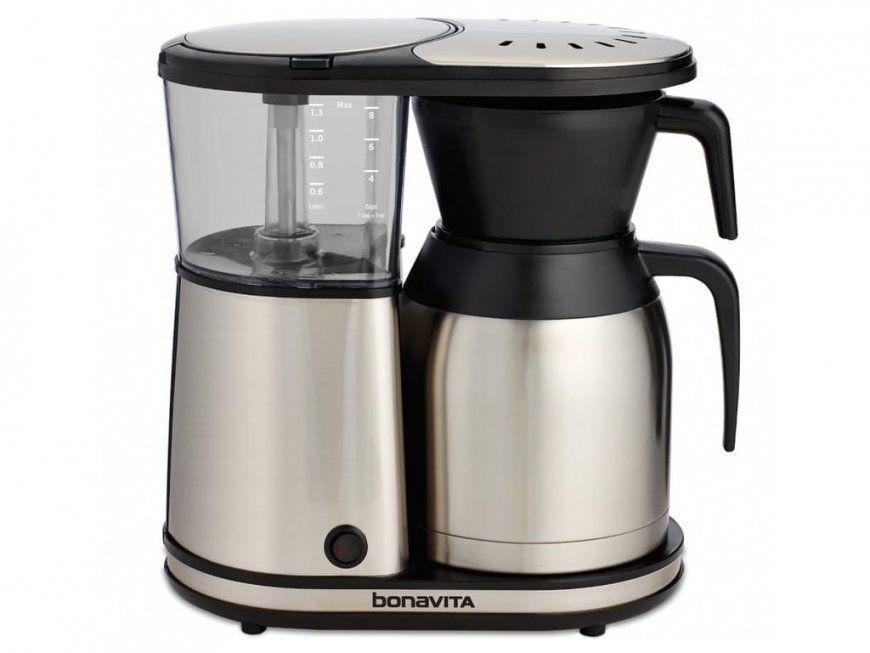 Bonavita Kaffeemaschine Mit Thermoskanne 8 Tassen  Real von Braun Kaffeemaschine Mit Thermoskanne Bild