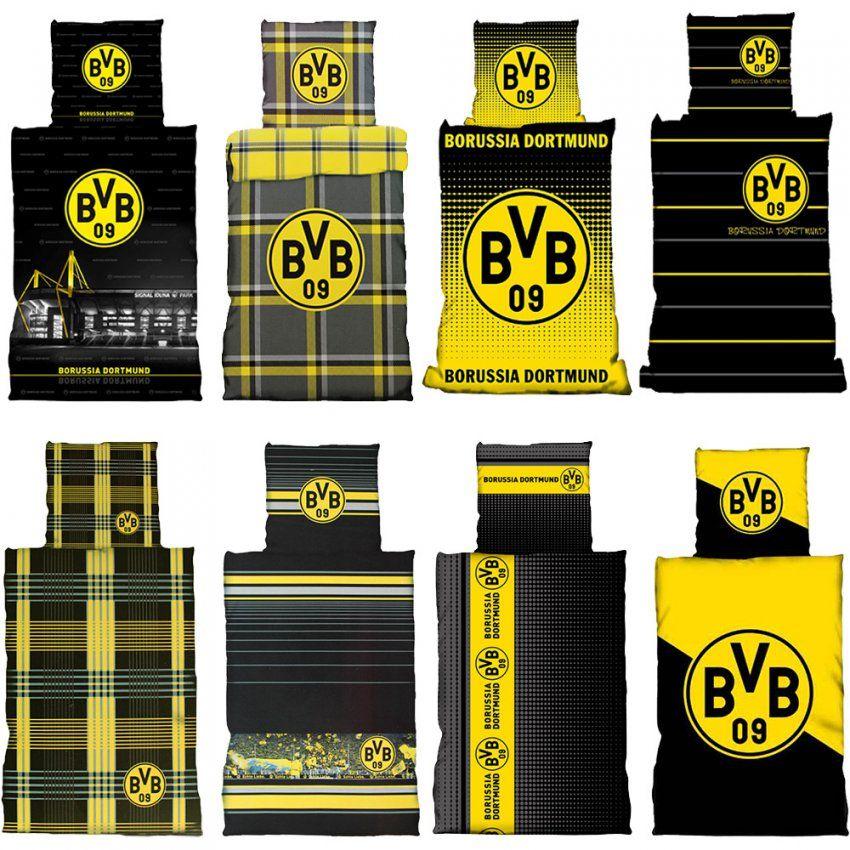Borussia Dortmund Bettwäsche  Bsgmedia von Bvb Bettwäsche 155X220 Photo