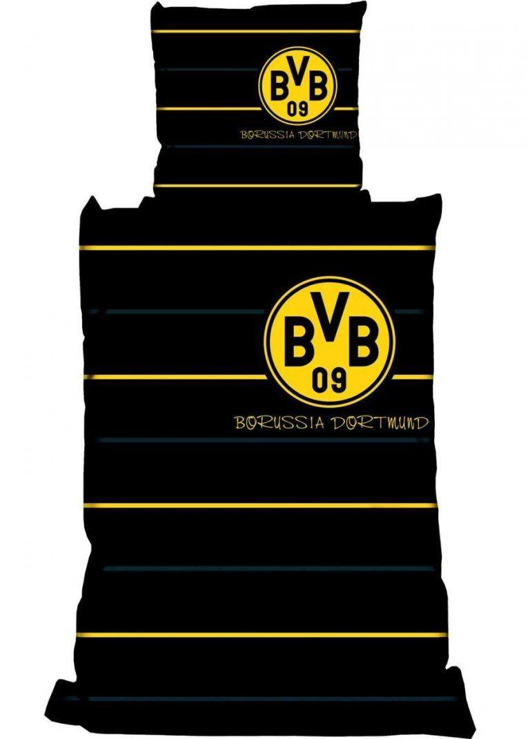 Borussia Dortmund Bvb Bettwäsche 135X200 Cm 155X220 Cm 100X135 Cm von Bvb Bettwäsche 135X200 Photo