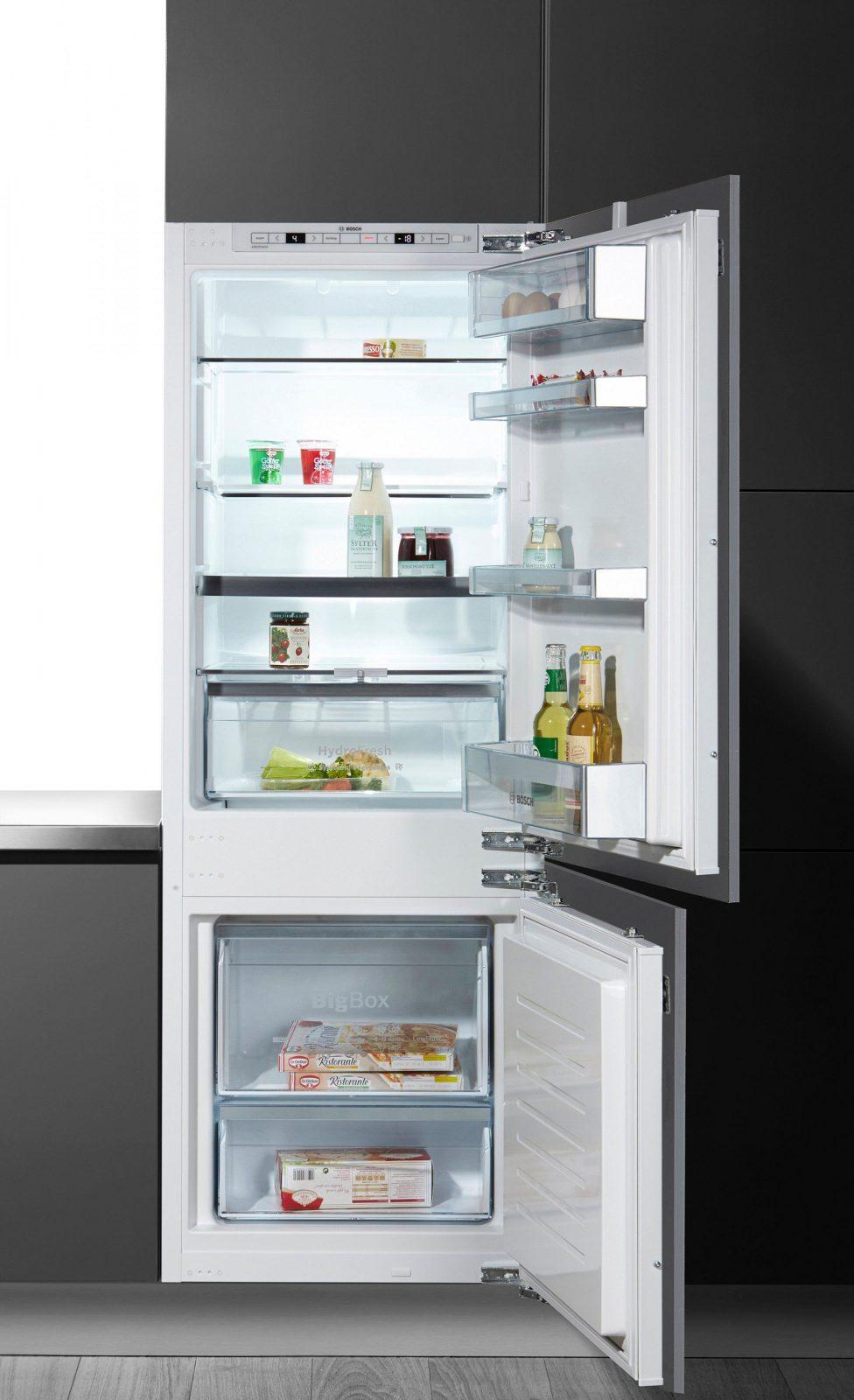 Bosch Einbaukühlschrank 1578 Cm Hoch 545 Cm Breit  Baur von Kühlkombination 50 Cm Breit Bild
