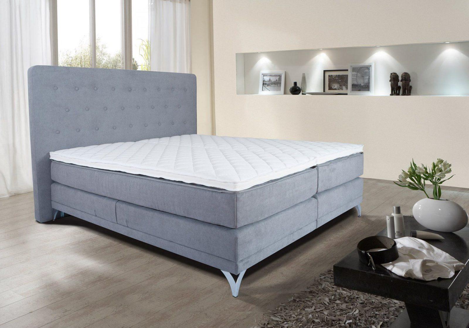 Box Spring Betten Con Fentissimo Boxspringbetten Betten Kraft Und von Boxspringbetten Qvc Hersteller Photo