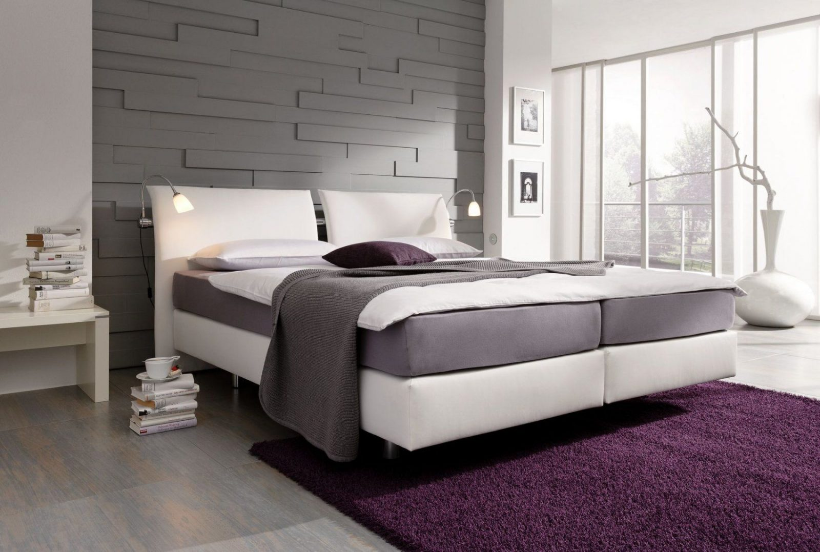 Box Spring Betten von Hülsta Boxspringbett Test Bild