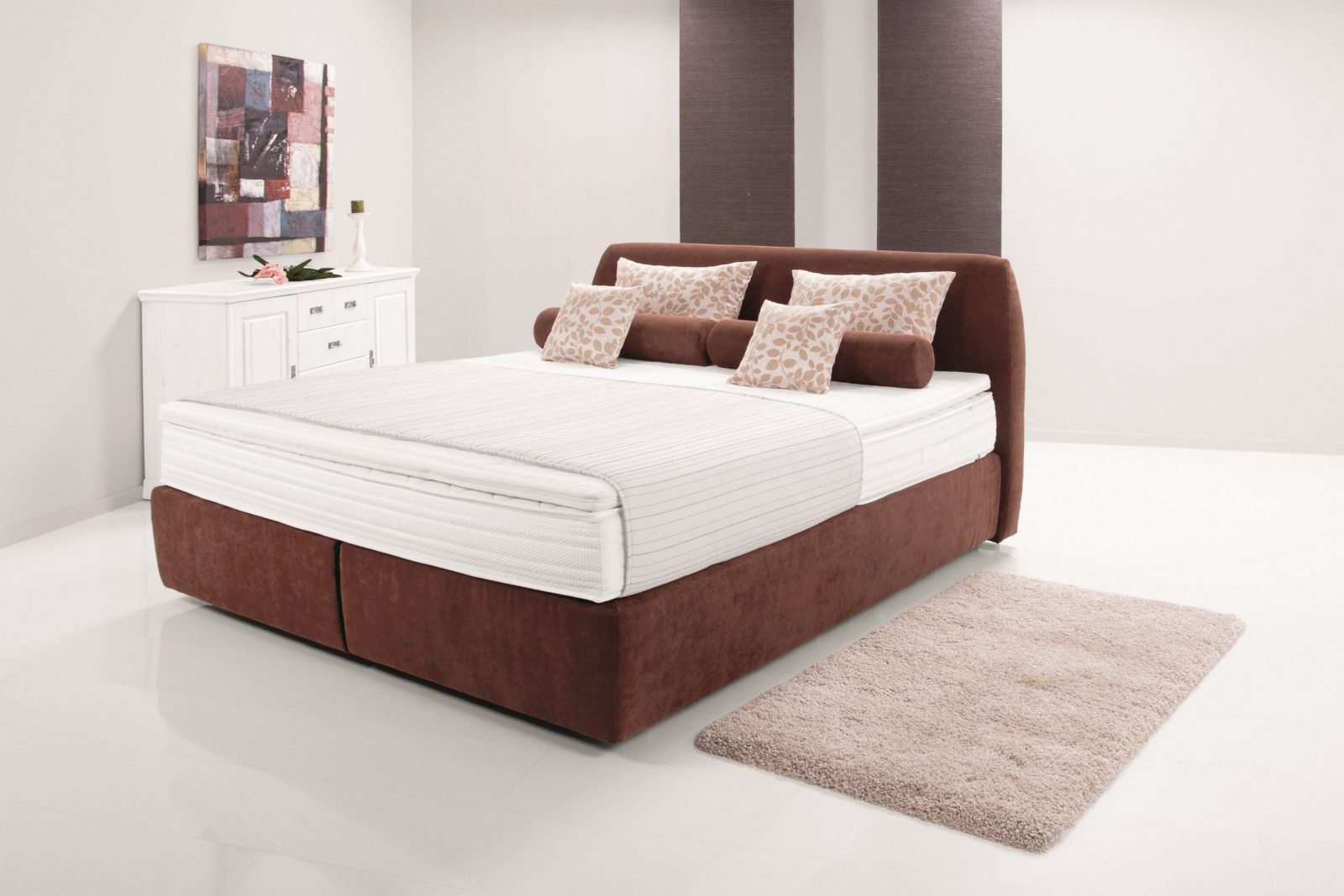 boxspring bett 160x220 hasena boxspring bett classic with boxspring von bett 160 x 220 bild. Black Bedroom Furniture Sets. Home Design Ideas