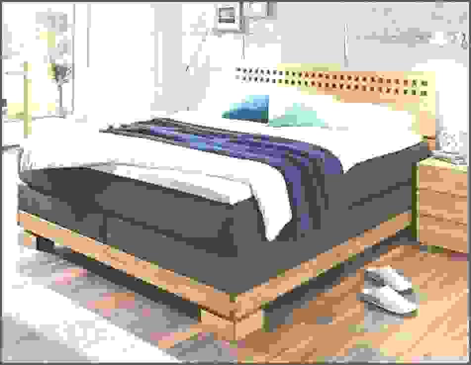Boxspring Bett Selber Bauen Boxspring Bett Selbst Bauen Anleitung von Boxspring Bett Selber Bauen Anleitung Bild