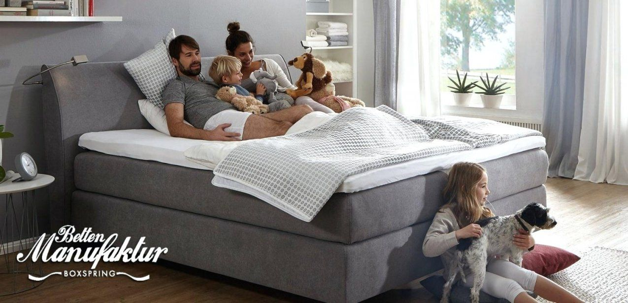 Boxspring Betten Finest With Boxspring Betten Ohne Kopfteil von Boxspring Betten Ohne Kopfteil Photo