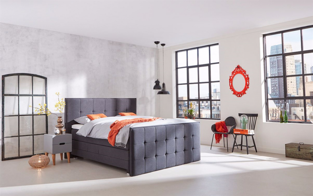 Boxspring Design Line  Swiss Sense  Dreamy Bedrooms  Swiss Sense von Boxspringbett Swiss Sense Bild