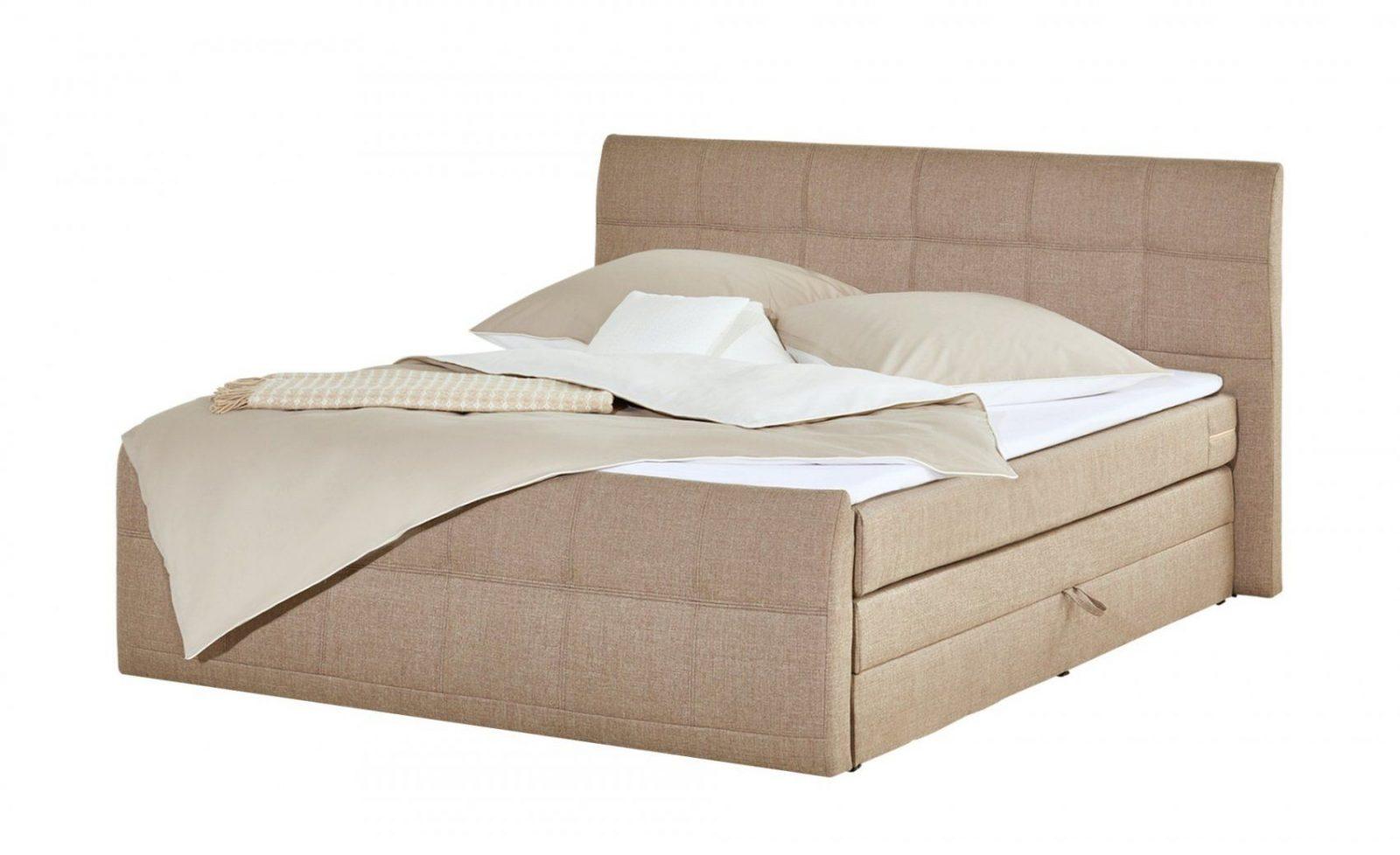 Boxspringbett 180X200 Mit Bettkasten Santander  Höffner von Wohnwert Boxspringbett Dormian Bild