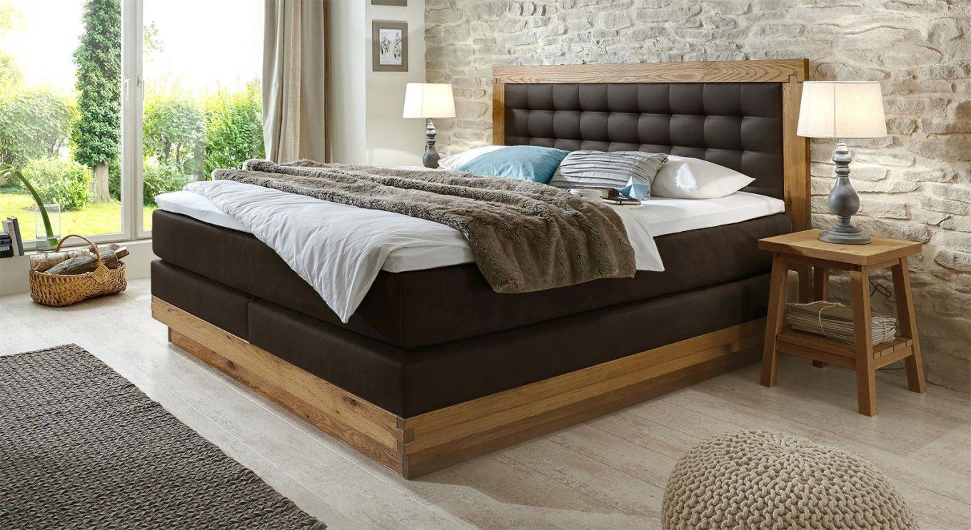 Boxspringbett King Size Mattresses King Size Box Spring Bett von Boxspringbett King Size Photo