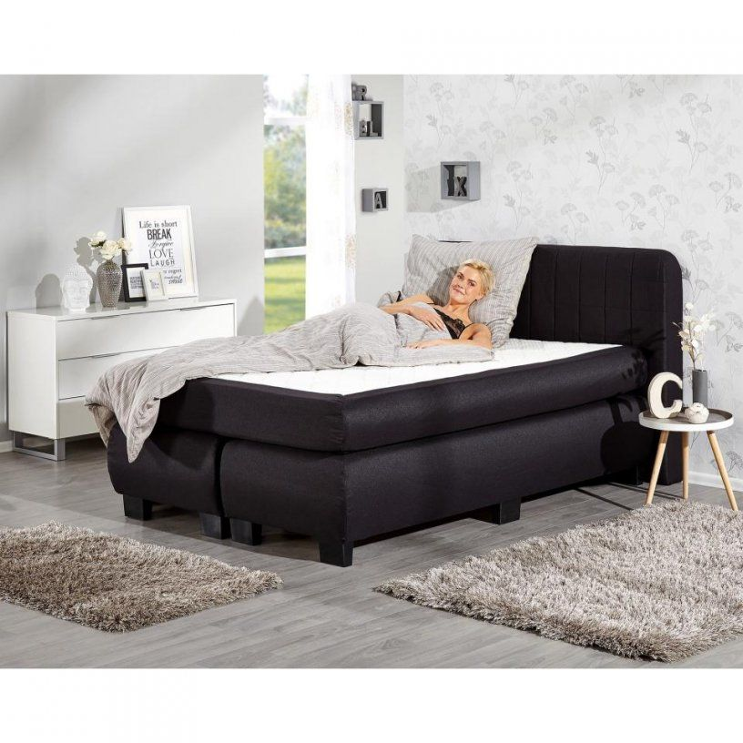 boxspringbett kopenhagen 180x200 d nisches bettenlager von d nisches bettenlager. Black Bedroom Furniture Sets. Home Design Ideas