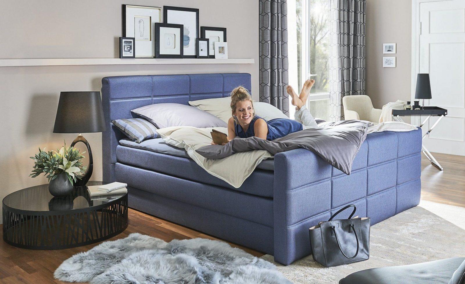 einzelboxspringbett mit bettkasten 90x200 grau h ffner von boxspringbett mit bettkasten h ffner. Black Bedroom Furniture Sets. Home Design Ideas