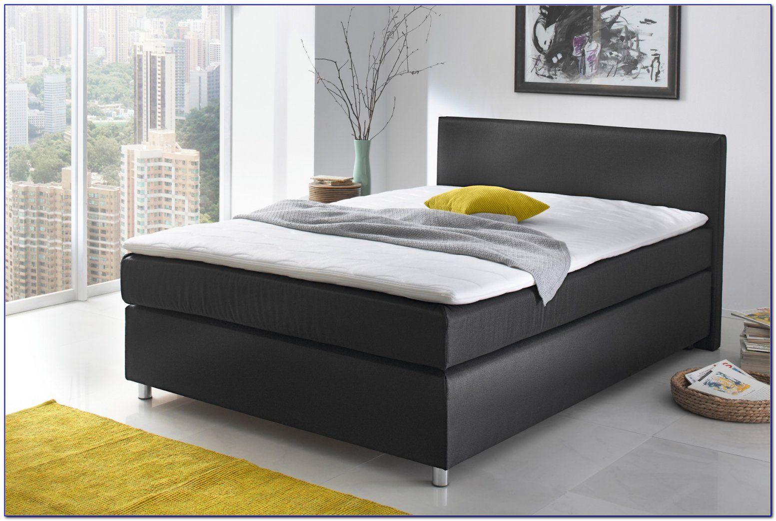 boxspringbetten m bel martin haus design ideen. Black Bedroom Furniture Sets. Home Design Ideas