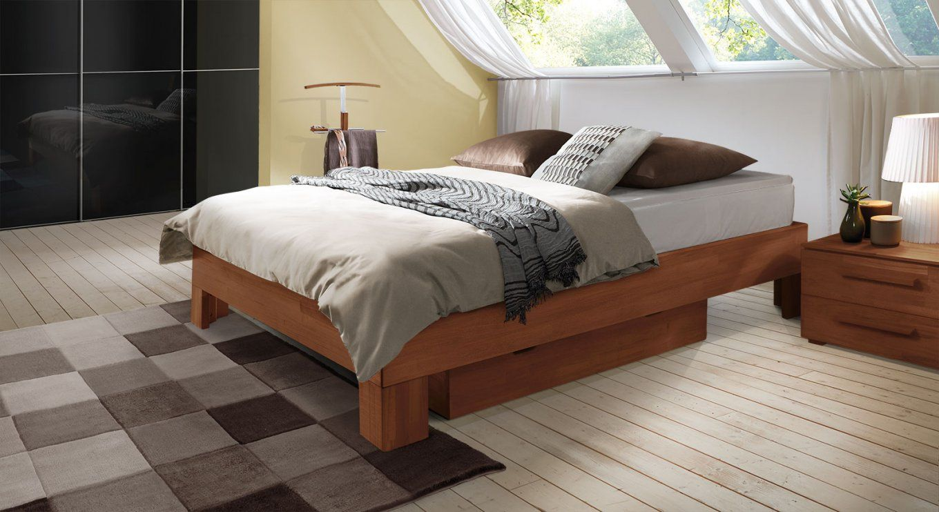 boxspring bett ohne kopfteil haus design ideen. Black Bedroom Furniture Sets. Home Design Ideas