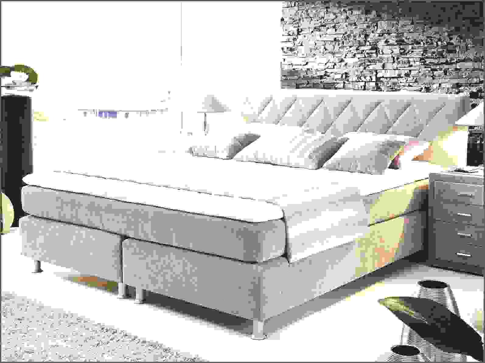 Boxspringbett Silber In Grau Stoff Und Betten & Hochbetten G Nstig von Bugatti Boxspringbett Bronze Photo