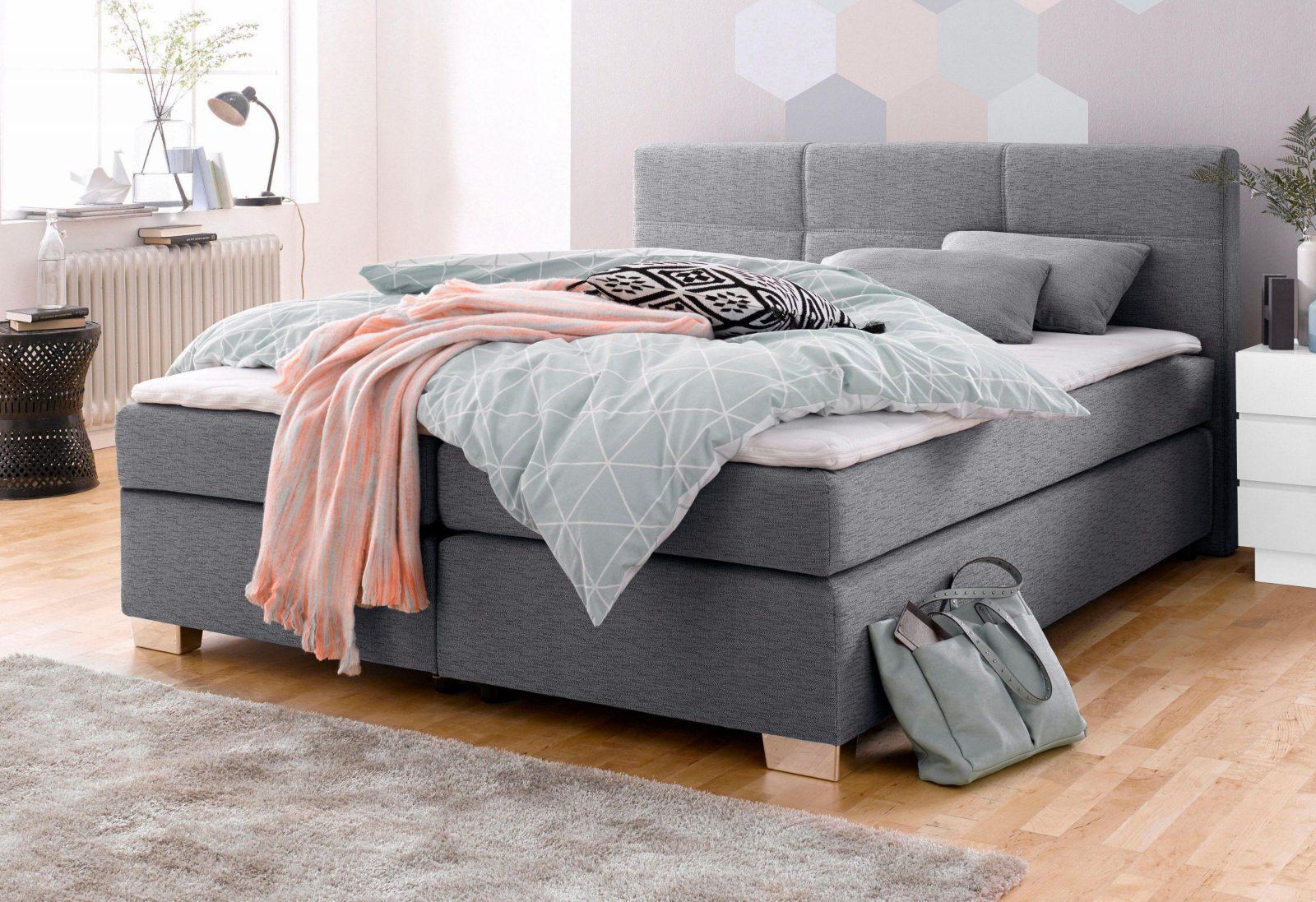 boxspringbetten g nstig online kaufen real von. Black Bedroom Furniture Sets. Home Design Ideas