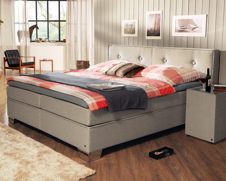 Boxspringbetten Günstig Bei Uns Online Kaufen  Betten von Compose Boxspringbett Test Bild