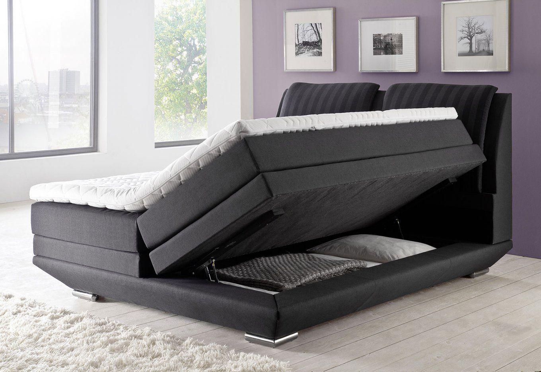 Boxspringbetten Mit Bettkasten  Wie Sinnvoll Ist Diese Variante von Bett Umbauen Zum Boxspringbett Photo
