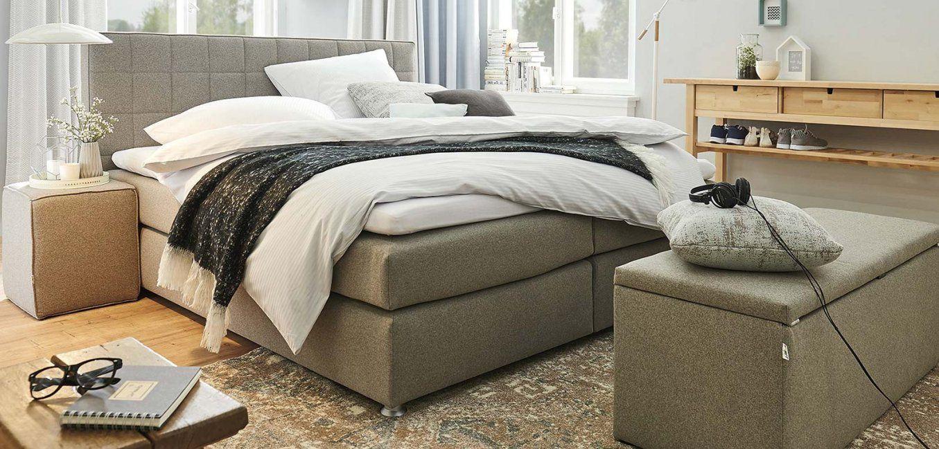 boxspringbett bei h ffner haus design ideen. Black Bedroom Furniture Sets. Home Design Ideas