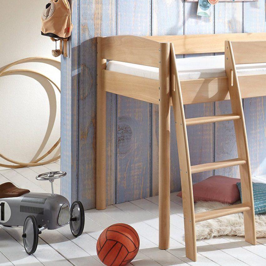 Braun Haus Dekoration Mit Zusätzlichen Halbhohes Kinderbett Mit von Halbhohes Kinderbett Mit Treppe Photo