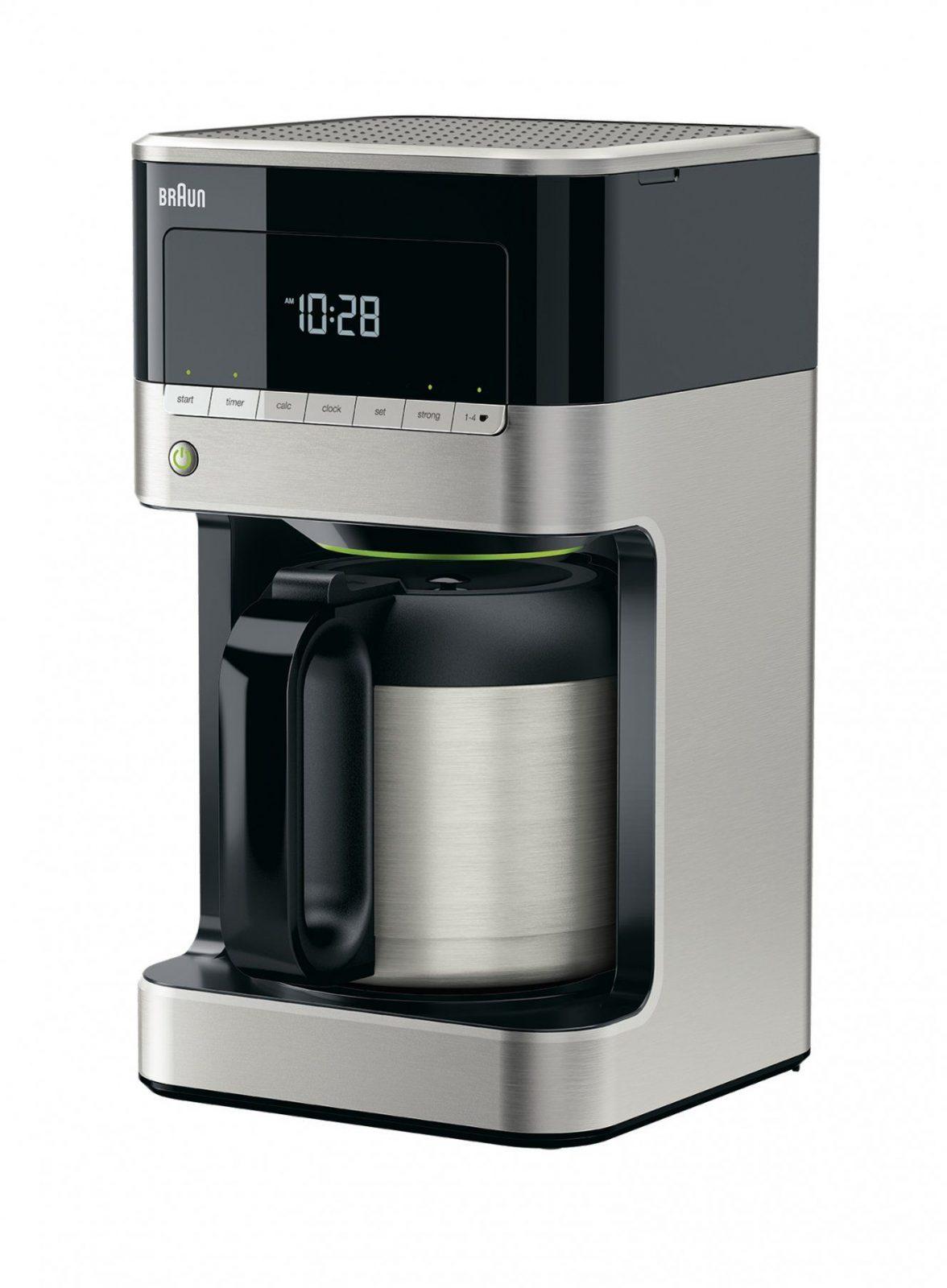 Braun Kaffeemaschine Kf 7125 Puraroma 7 von Braun Kaffeemaschine Mit Thermoskanne Photo