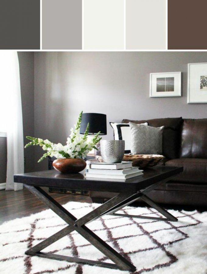Braune Wandfarbe Entdecken Sie Die Harmonische Wirkung Der von Wandfarbe Zu Braunen Möbeln Photo