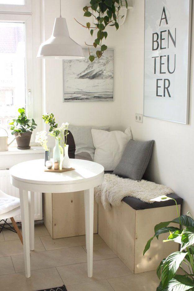 Brillant Ideen Kleine Sitzecke Küche Und Fantastische Besten 25 von Kleine Sitzecke Für Küche Photo