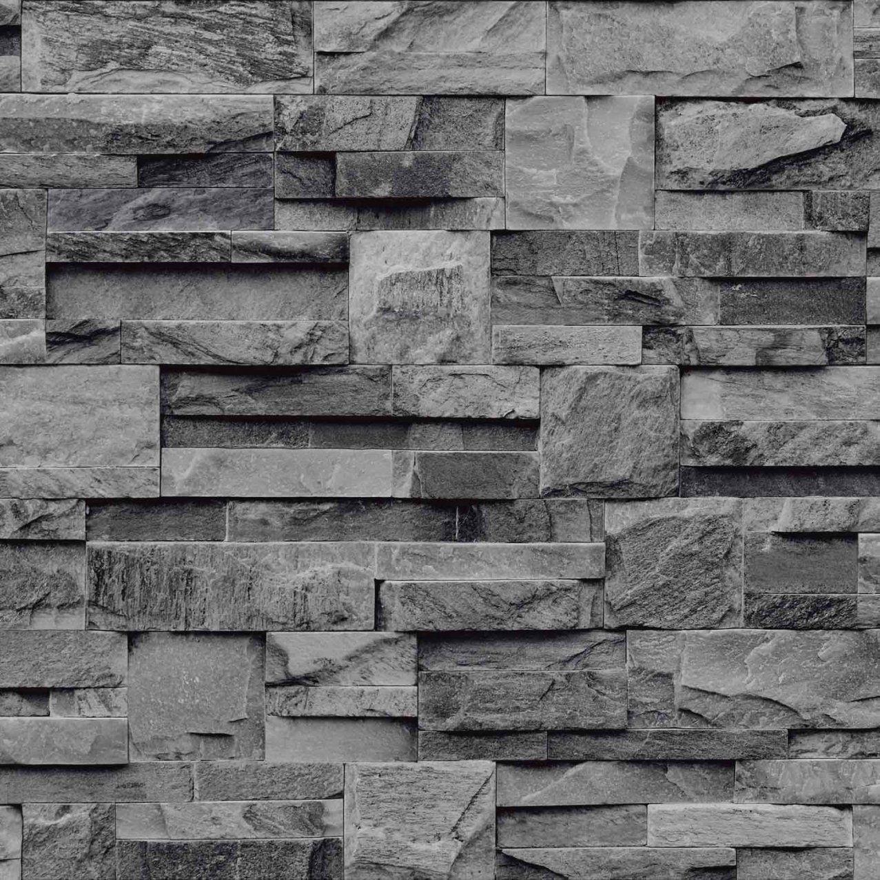 Brillant Ideen Tapeten Maueroptik Und Spektakuläre Imposing 3D von Tapete Mauer Optik 3D Bild