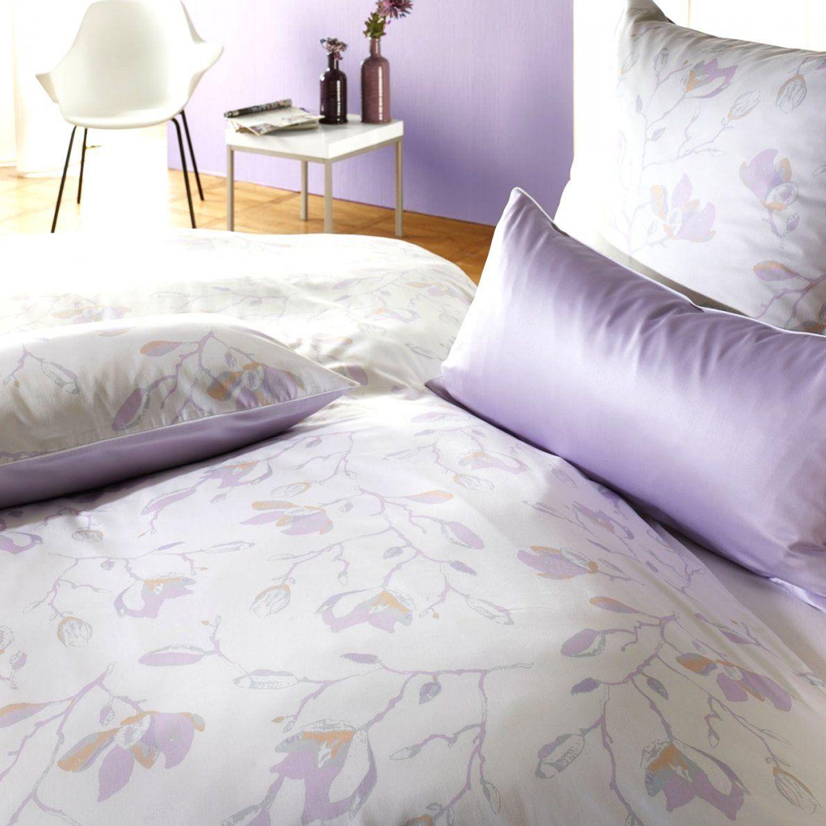 Brillante Inspiration Bettwäsche Lavendel Und Ästhetische Curt Bauer von Bettwäsche Lavendel Motiv Bild