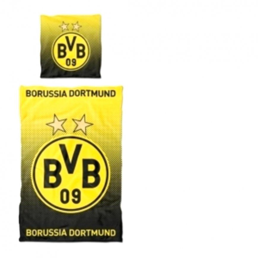 Brillante Inspiration Borussia Dortmund Bettwäsche Und von Bvb Bettwäsche Real Bild