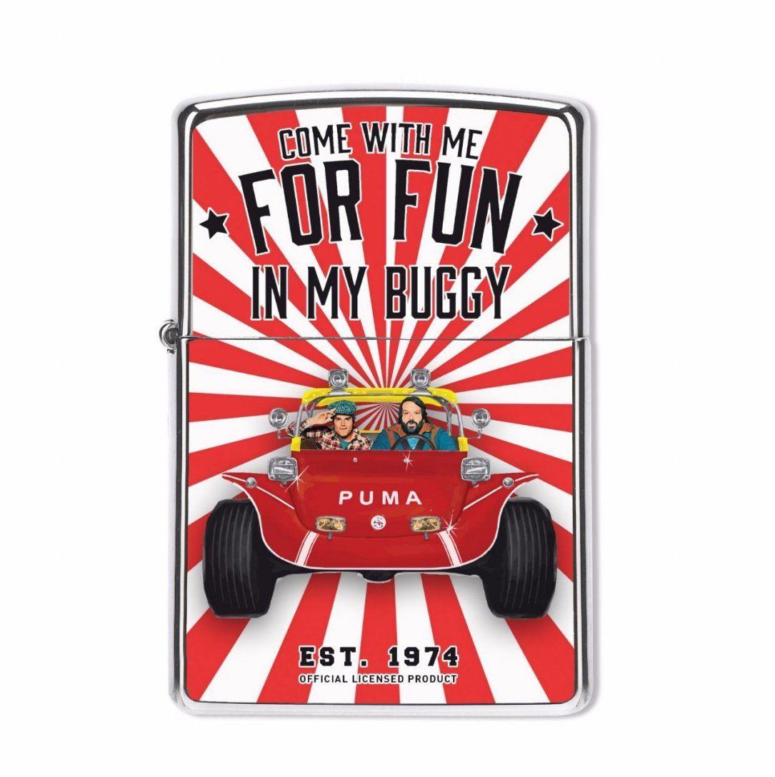 Buggy Feuerzeug  Bud Spencer® von Bud Spencer Bettwäsche Photo