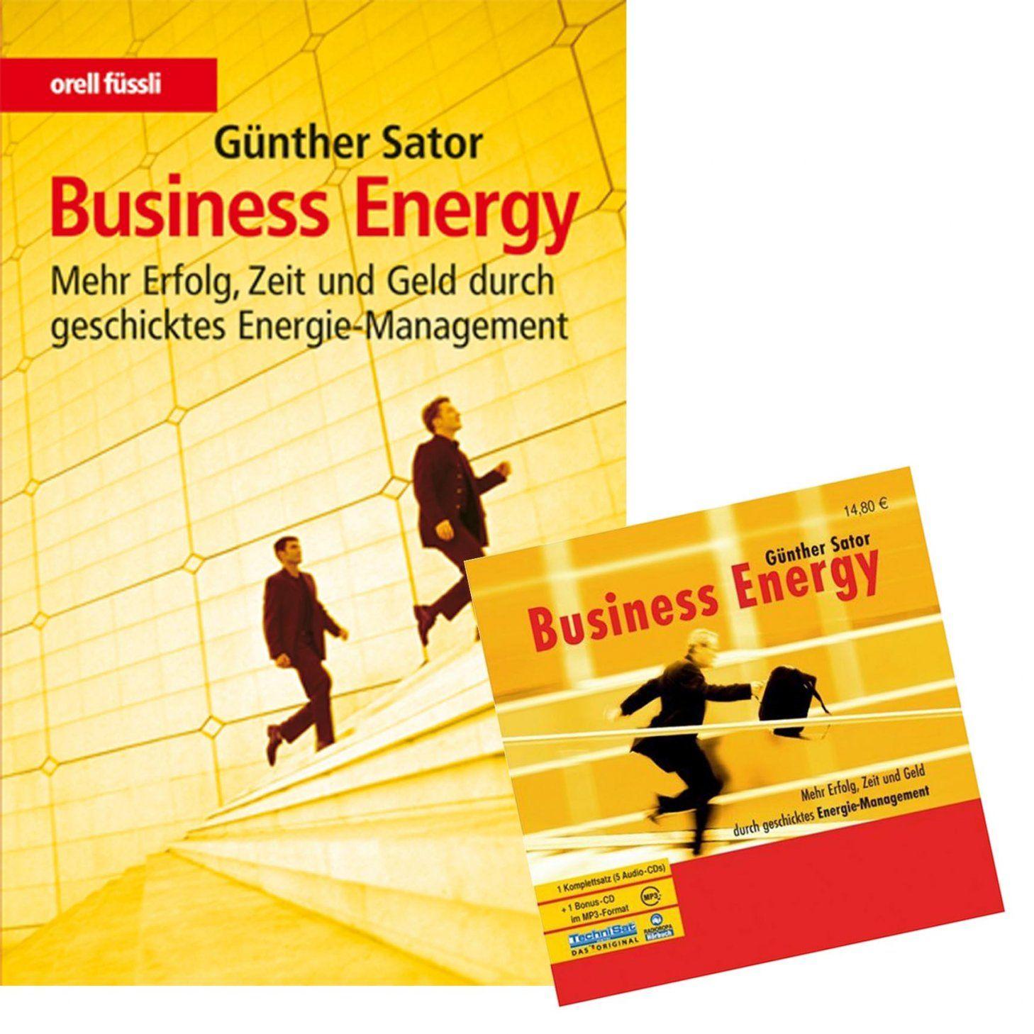 Business Energy Buch & Hörbuch von Feng Shui Kua Zahl Bild