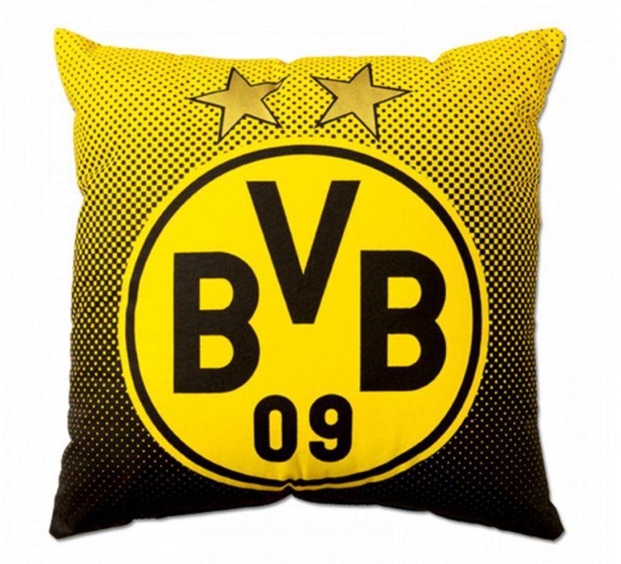 Bvb Borussia Dortmund Fußball Bundesliga Microfaser  Real von Bvb Bettwäsche Real Bild