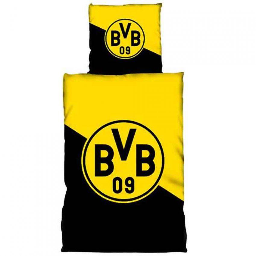 Bvb Shop  Bett & Bad  Bvb Fanartikel von Bvb Bettwäsche 155X220 Photo