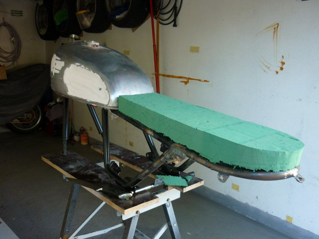 cafe racer selber bauen anleitung motorrad bild idee viewinvite co. Black Bedroom Furniture Sets. Home Design Ideas