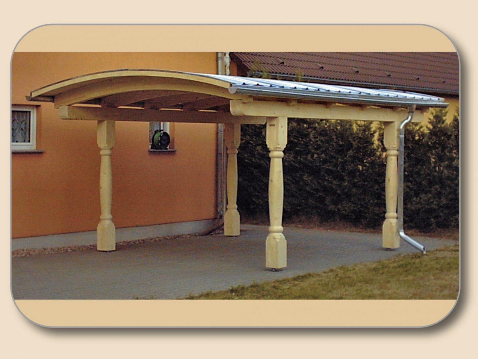 Carport Selber Bauen Mit Anleitung Von Holzon von Carport Selber Bauen Architektur Allgemein Bild