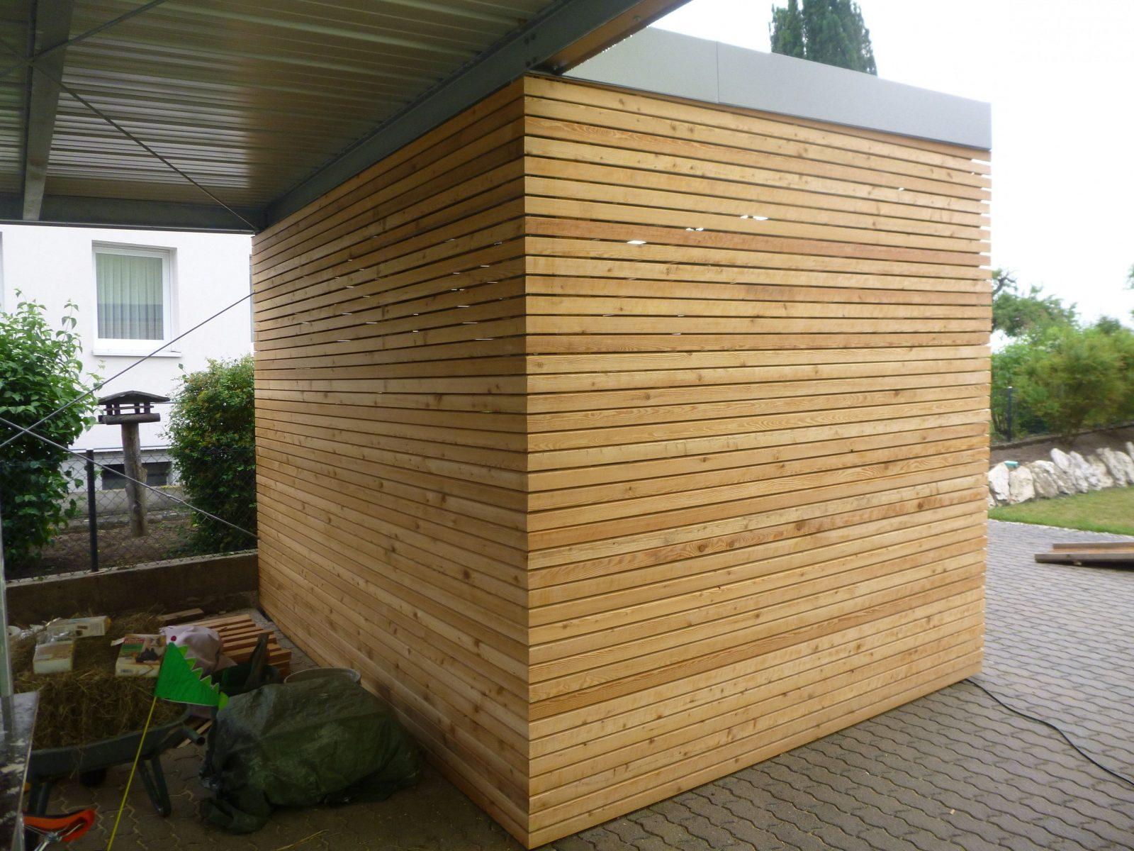 Carporthütte Mit Rhombusleisten Bauanleitung Zum Selber Bauen von Vordach Selber Bauen Bauanleitung Photo