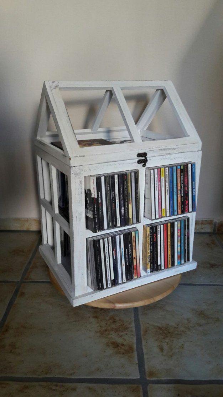 cd regal selber bauen holz haus design ideen. Black Bedroom Furniture Sets. Home Design Ideas