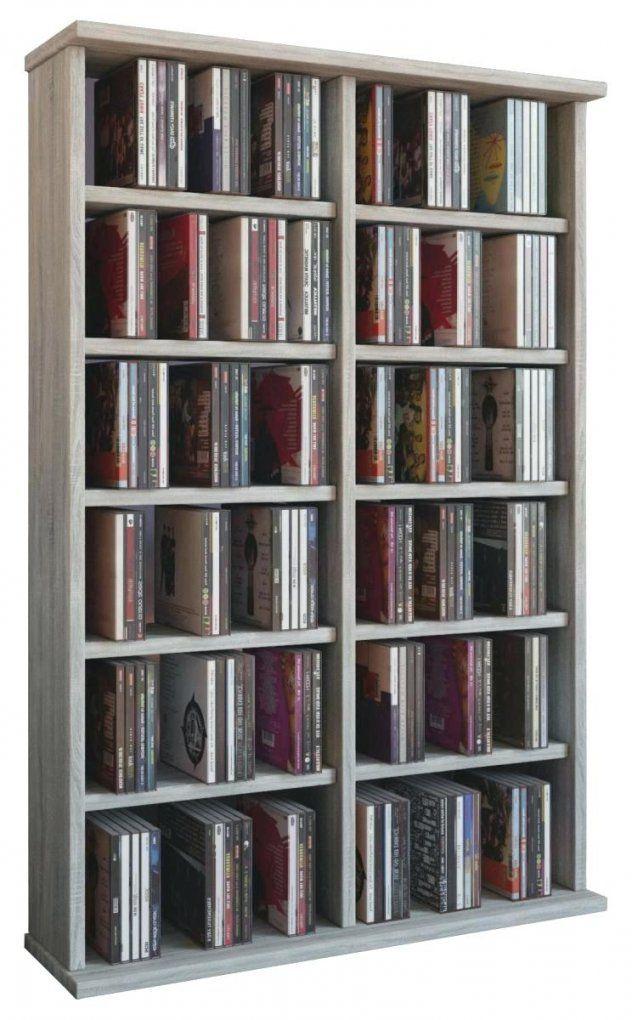cd regal eiche san remo bianco dvd rustikal ifaction von. Black Bedroom Furniture Sets. Home Design Ideas