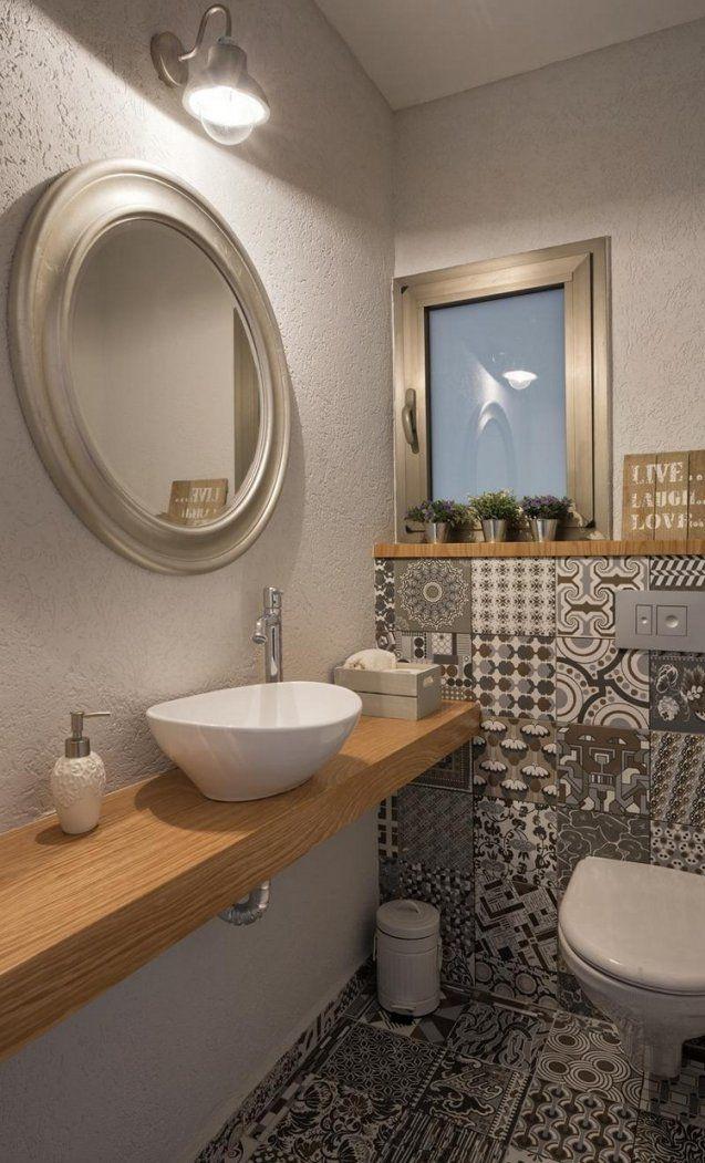 Chambre Idee Wc Mooi Idee Voor Een Sfeervol Toilet Foto Geplaatst von Gäste Wc Design Ideen Bild