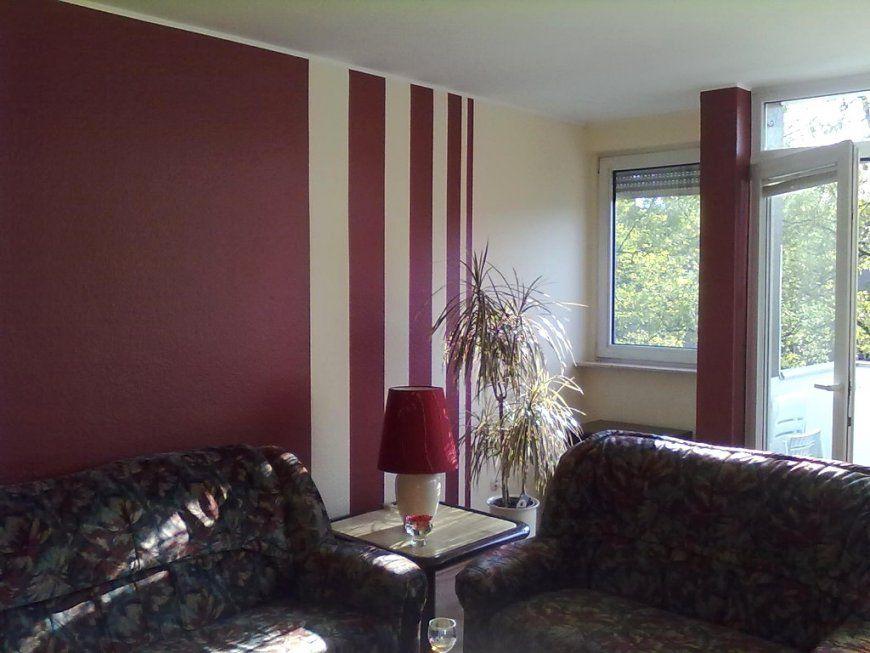 Charmant Wandgestaltung Streifen Ideen Mit Innenarchitektur Tolles von Wand Streichen Muster Streifen Photo