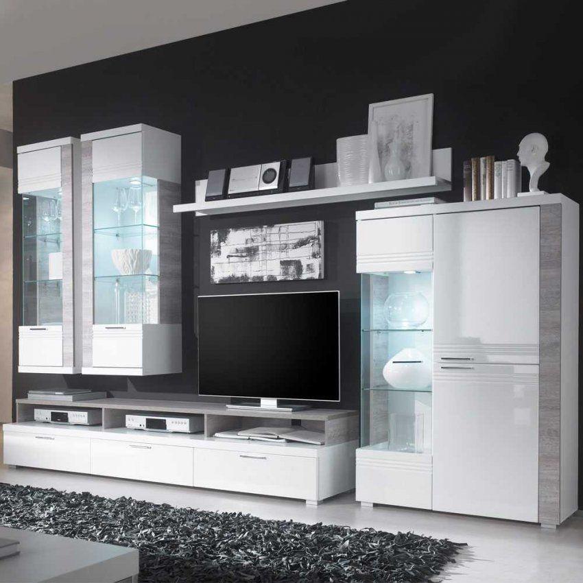 Charmant Wohnzimmermobel Modern Hochglanz Mobelideen Wohnzimmer von Wohnwand Schrankwand Weiß Hochglanz Photo