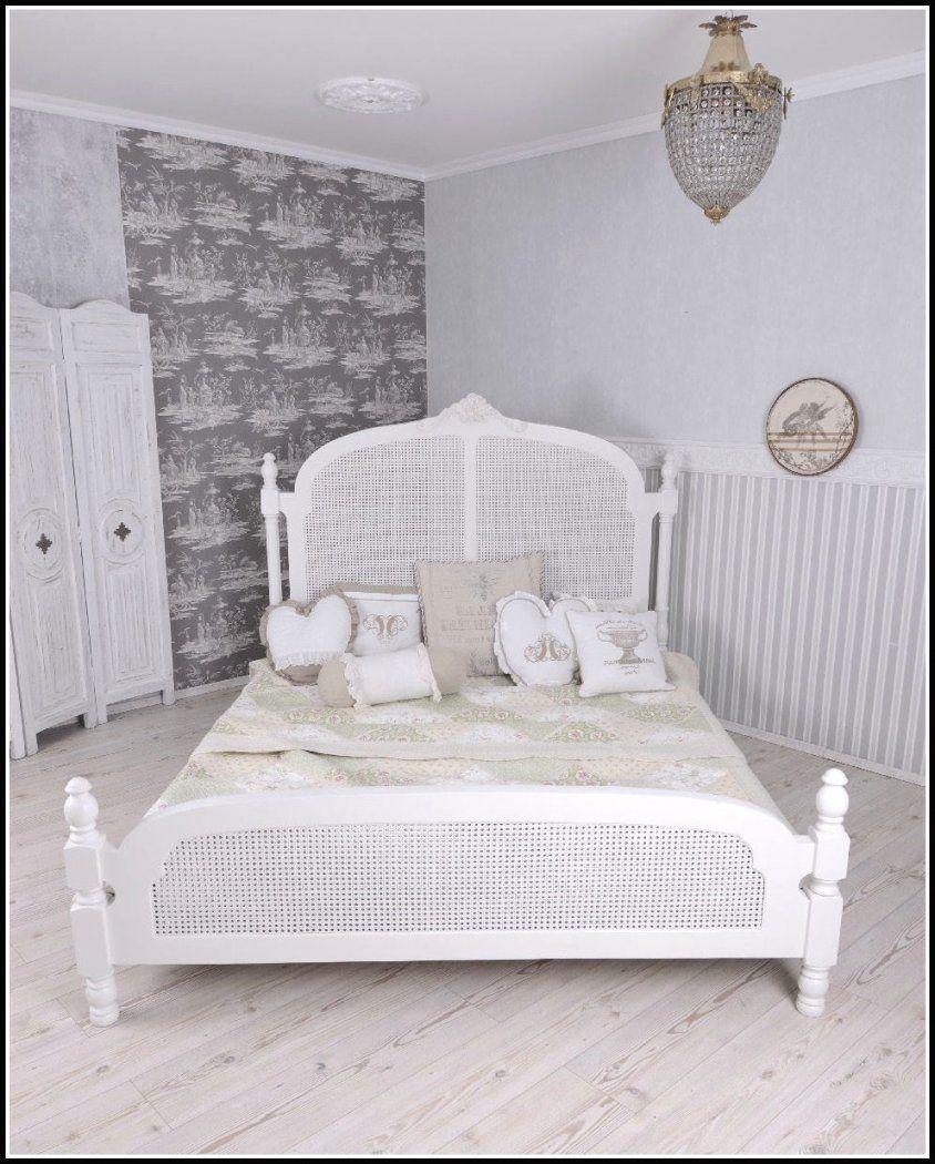 Charmante Ideen Bett Shabby Chic Und Erstaunliche Nett Betten Metall von Bett Shabby Chic Weiß Bild