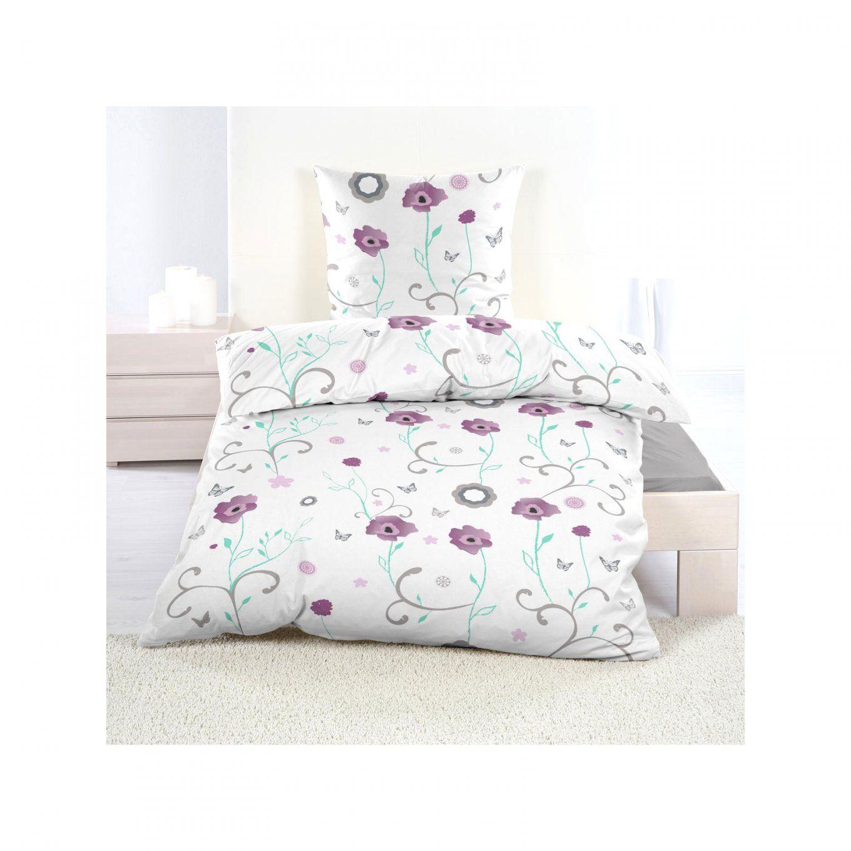 Charmante Ideen Renforce Bettwäsche Bedeutung Und Fantastische 2 von Bettwäsche Weiß Lila Bild