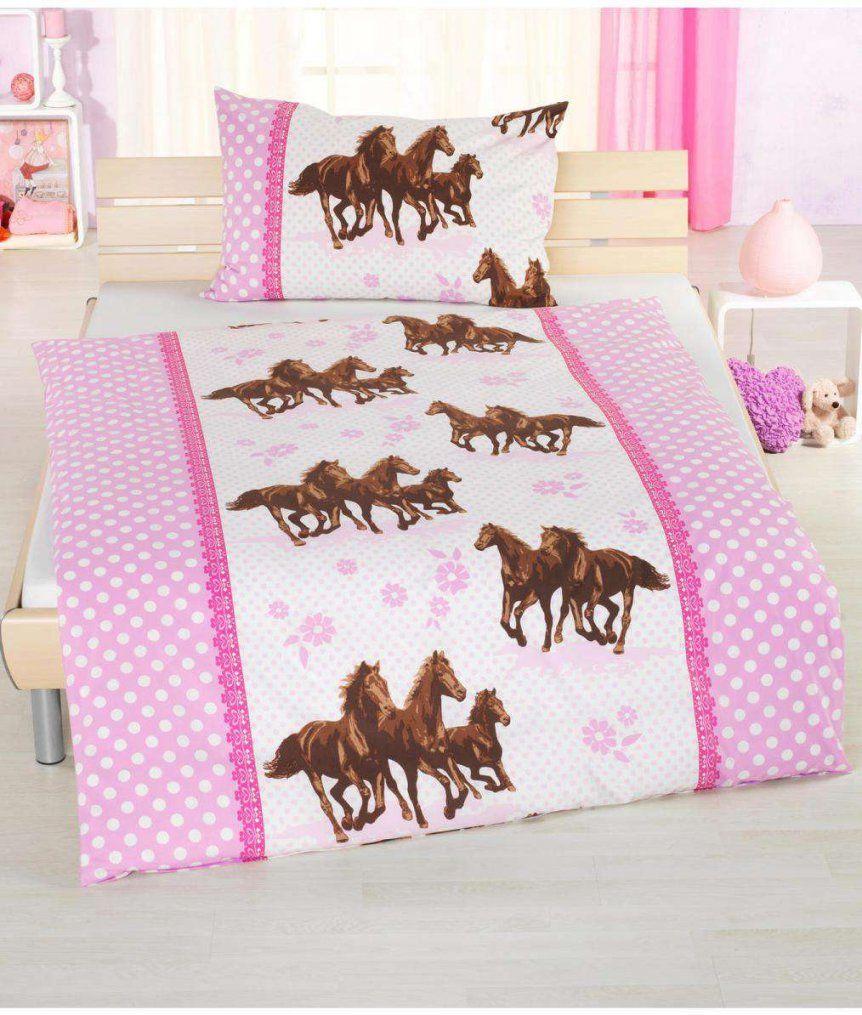 Chic And Creative Bettwäsche Mit Pferden Taftan Pferd Für Mädchen von Kinderbettwäsche Mit Pferden Bild