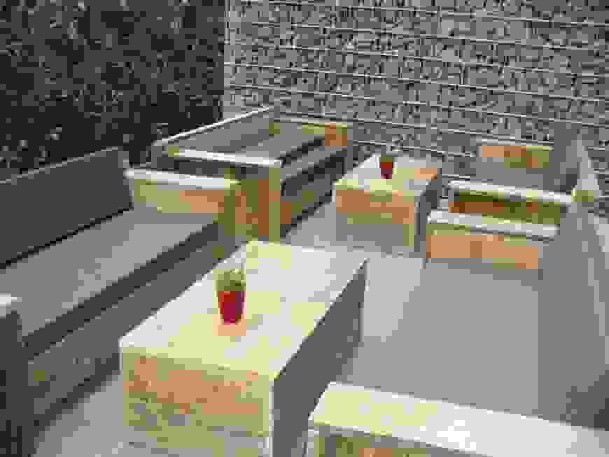 Chill Lounge Selber Bauen Mit Gartenmöbel Sitzsackguenstig 8 Von von Lounge Möbel Garten Selber Bauen Photo