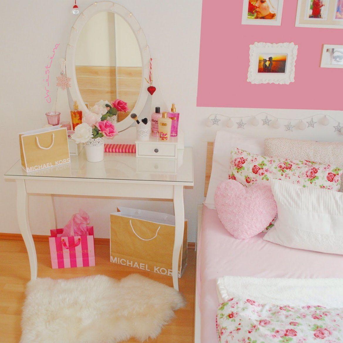 Chriistiina Roomtour von Ikea Rosali Bettwäsche Bild