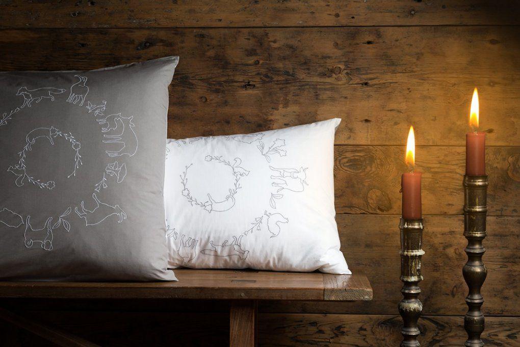 Christian Fischbacher Luxury Bed Linen  Alpina von Fischbacher Bettwäsche Reduziert Bild