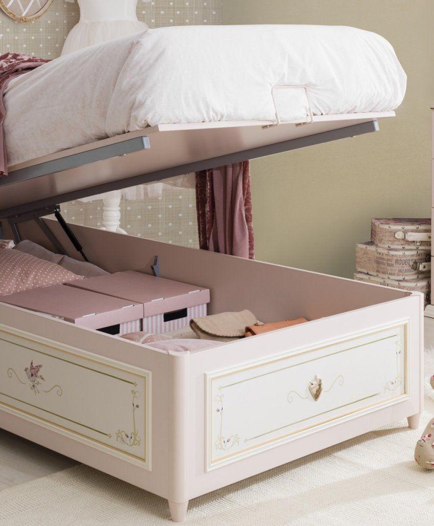 Cilek Jugendzimmer Flora Bett Mit Bettkasten  Kinder Komfort von Jugendzimmer Bett Mit Bettkasten Photo