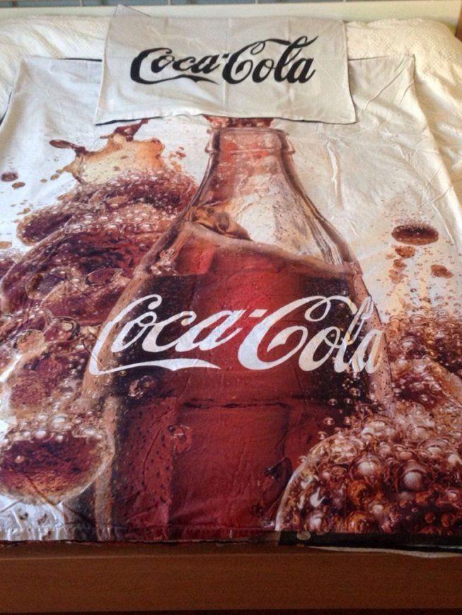 Coca Cola Bettwäsche  Bsgmedia von Coca Cola Bettwäsche Bild