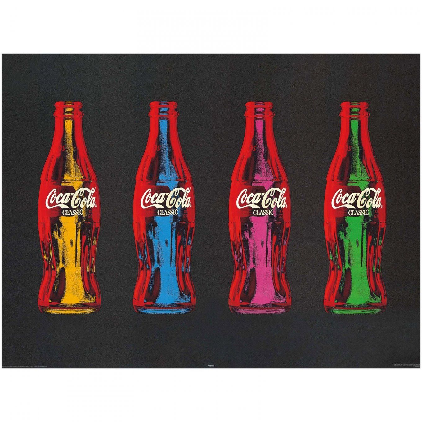Coca Cola  Color  Pinterest  Coca Cola Cola And Coke von Coca Cola Bettwäsche Photo